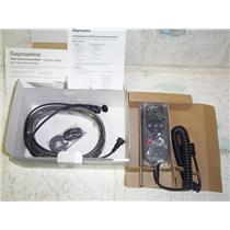 Boaters' Resale Shop of TX 1910 2175.01 RAYMARINE A46051 RAYMIC REMOTE MIC KIT