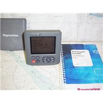 Boaters' Resale Shop of TX 1910 2427.12 RAYMARINE ST70 AUTOPILOT DISPLAY E12196