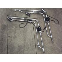 Boaters' Resale Shop of TX 1911 0425.01 PAIR OF OCEAN MARINE SYSTEMS DAVITS