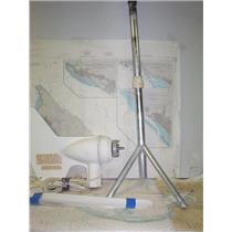 Boaters' Resale Shop of TX 1910 2751.01 KISS 3 BLADE WIND GENERATOR WITH BRACKET