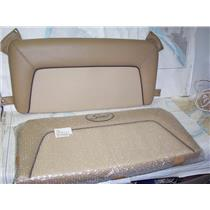 Boaters' Resale Shop of TX 1911 0521.31 SCOUT A2B3-7 TWO PIECE CONSOLE CUSHIONS