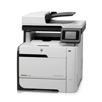 HP LASERJET PRO 400 COLOR MFP M475DN WARRANTY REFURBISHED CE863A WITH TONERS