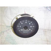 Boaters' Resale Shop of TX 1910 2172.07 SIGNET MK 12 KNOTMETER DISPLAY ONLY