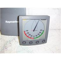 Boaters' Resale Shop of TX 1911 0551.02 RAYMARINE ST60 RUDDER ANGLE DISPLAY ONLY