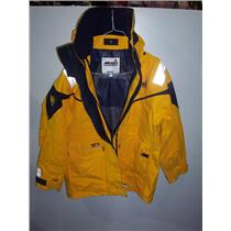 Boaters' Resale Shop of TX 1911 0577.04 MUSTO HPX SIZE 12 FOUL WEATHER JACKET