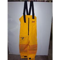 Boaters' Resale Shop of TX 1911 0577.02 MUSTO HPX MEDIUM FOUL WEATHER BIB