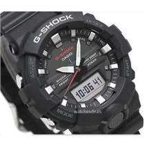 Casio GA-800 -1ACR Digital And Analog G-Shock. New w/Warranty/Instructions