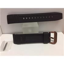 Casio Watchband EFR-516 Pg-5 Brown w/Bronze Tone Buckle. Original Edifice Strap.