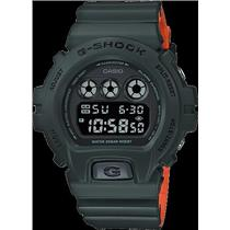 Casio DW-6900 LU-3CR. Stealth G-Shock. New With Original Box and Warranty