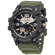 Casio GG-1000 -1ACR G-Shock MudMaster w/Compass/Thermometer.New w/Box & Warranty
