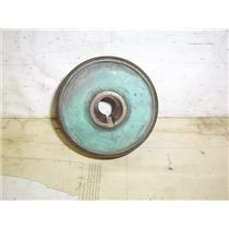 Boaters' Resale Shop of TX 1608 1754.02 VINTAGE TAPPERED HUB FOR WOODEN WHEEL