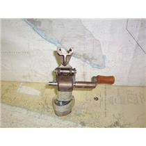 Boaters' Resale Shop of TX 1312 0105.87 FAMET ROLLER FURLING GOOSENECK & HANDLE