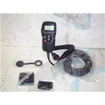 Boaters' Resale Shop of TX 1908 3751.45 STANDARD HORIZON CMP30 RAM 3 MIC & CABLE