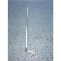 Boaters' Resale Shop of TX 1909 1025.36 SHAKESPEARE 8 FT VHF ANTENNA W/ 6' CABLE