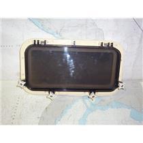 "Boaters' Resale Shop of TX 2001 0472.12 POMPANETTE OPENING PORTLIGHT 6"" x 14"" CO"