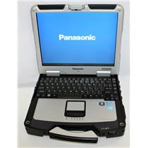 "13"" Panasonic ToughBook Rugged CF-31 MK3 Intel i5 3rd Gen 2.6GHz 4GB DVD WiFi BT"