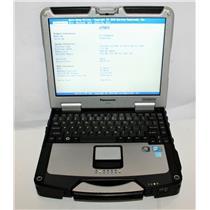 "13.3"" Panasonic ToughBook MK1 Rugged CF-31 Intel Core i5 2.53GHz 4GB WiFi BT DVD"