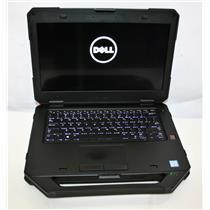 "14"" FHD Dell Latitude 5414 Rugged i5 6th Gen 8GB Intel 520 AMD R7 Graphics Touch"