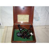 Boaters' Resale Shop of TX 2001 0747.42 C. PLATH VINTAGE 1953 SEXTANT #33682