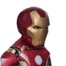Iron Man Mask Child Mark 43 Tony Stark Marvel