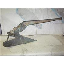 Boaters' Resale Shop of TX 1805 0722.01 BARHAM 35 LB HINGED PLOW ANCHOR