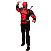 Deluxe 7 Piece Dead Pool Weapon Set Child Marvel