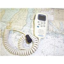 Boaters' Resale Shop of TX 2001 2744.42 ICOM HM-157SW COMMAND MIC II & CLIP ONLY