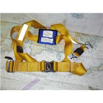 """Boaters' Resale Shop of TX 2001 2744.27 WEST MARINE LARGE SAILING HARNESS 44-58"""""""