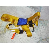 Boaters' Resale Shop of TX 2001 2744.31 WEST MARINE MEDIUM SAILING HARNESS 32-44
