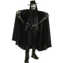 V for Vendetta Costume Accessory Kit
