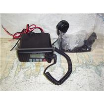 Boaters' Resale Shop of TX 2001 2744.05 ICOM IC-M422 MARINE VHF RADIO & BRACKET