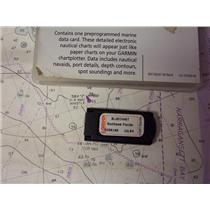 Boaters' Resale Shop of TX 1705 4105.17 GARMIN MUS010R BLUECHART PLOTTER CARD