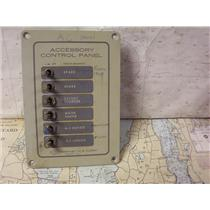 Boaters' Resale Shop of TX 2002 2152.05 MARINETICS 709 AC BREAKER CONTROL PANEL