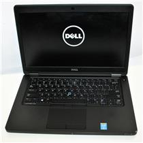 """14"""" FHD Dell Latitude E5450 Intel i5 5th 2.3GHz 4GB 500GB WC WiFi BT 5000 Series"""