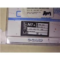 Boaters' Resale Shop of TX 2003 1021.37 C-MAP NT+ M-NA-C401.11 PT: CHART CARD