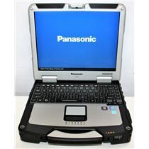 "13"" Panasonic ToughBook CF-31 MK2 Core i5 2nd 120SSD 4GB DVD WiFi BT GPS Touch"