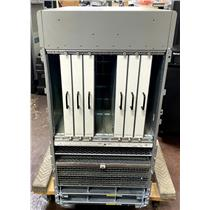 Cisco ASR-9010-DC ASR 9010 DC Chassis with  2x A9K-DC-PEM Power Tray