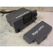 Boaters' Resale Shop of TX 2001 0745.11 RAYMARINE RAY 218 MARINE RADIO E43032