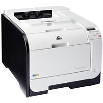 HP LASERJET PRO 400 M451DN PRINTER WARRANTY REFURBISHED WITH HP TONERS CE957A