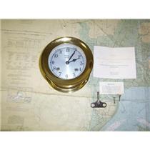 "Boaters' Resale Shop of TX 2006 1275.01 CHELSEA SHIP-STRIKE 5-1/2"" SHIPS' CLOCK"