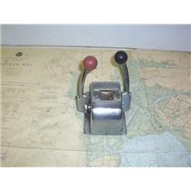 Boaters' Resale Shop of TX 2005 1542.11 DUAL LEVER ENGINE CONTROLS ASSMBLY ONLY