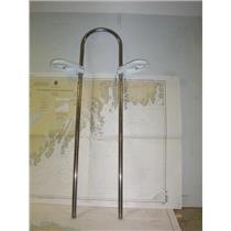 """Boaters' Resale Shop of TX 2007 0127.12 EDSON 9-1/2"""" x 45"""" PEDESTAL GUARD & PADS"""