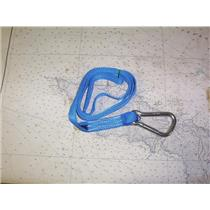 Boaters' Resale Shop of TX 1707 0472.45 WEST MARINE 5 FOOT SAFETY TETHER