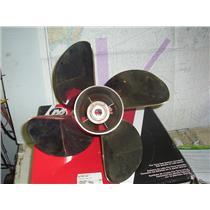 Boaters' Resale Shop of TX 2008 1152.05 MERCURY 48-8M0070051 20P LH 4 BLADE PROP