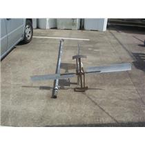 Boaters' Resale Shop of TX 2008 1742.01 FOUR WINDS WIND GENERATOR & 9 FOOT POLE
