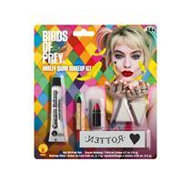 Birds Of Prey Harley Quinn Costume Makeup Kit