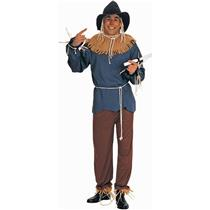 Wizard Of Oz Scarecrow Deluxe Adult Costume