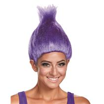 Disguise Purple Troll Adult Costume Wig