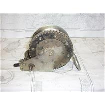 """Boaters' Resale Shop of TX 2101 0424.07 FULTON T1801 TRAILER WINCH WITH 2"""" STRAP"""