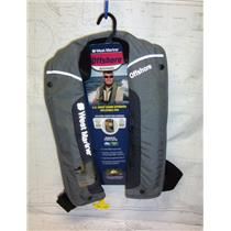Boaters' Resale Shop of TX 2102 2454.12 WEST MARINE PV1F ADULT INFLATBLE PFD